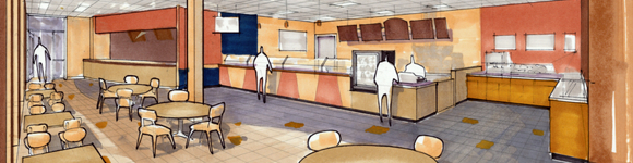 LCU Cafeteria Renovation